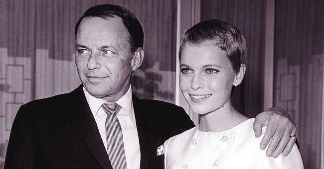 Frank Sinatra Was Married to Mia Farrow for Only 2 Years but She Called Him the Love of Her Life