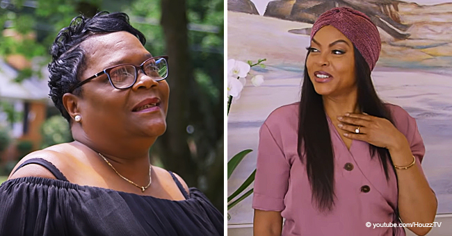 Taraji P Henson Surprises Stepmom with a Gorgeous Home Makeover 13 Years after Her Dad's Death