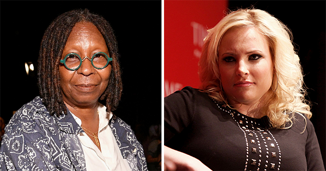 'The View' Fans Praise a 'Chill' Whoopi after Meghan McCain, Joy Behar Call in Sick