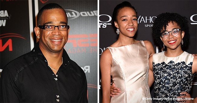 Late ESPN host Stuart Scott's daughters reportedly fighting for control of father's remains & money