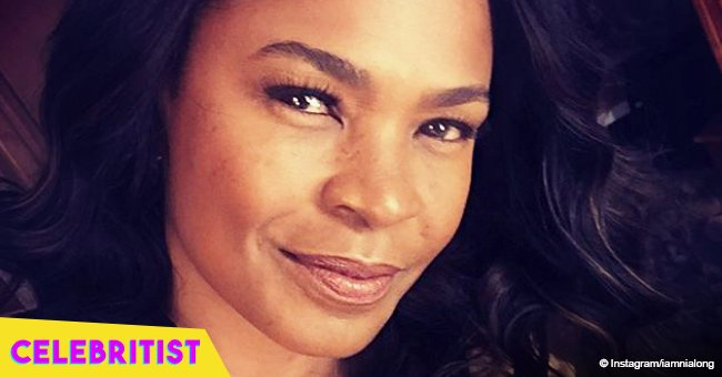 Nia Long melts hearts with photos of her 2 sons who look just like mom