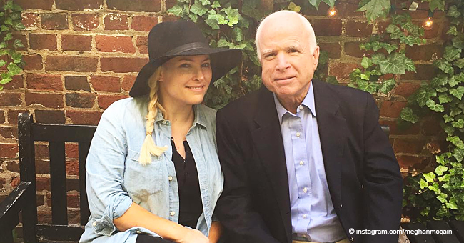 Meghan McCain Shares How Late Dad Taught Her to Grill Ribs, Says She Can't Return to Arizona Yet
