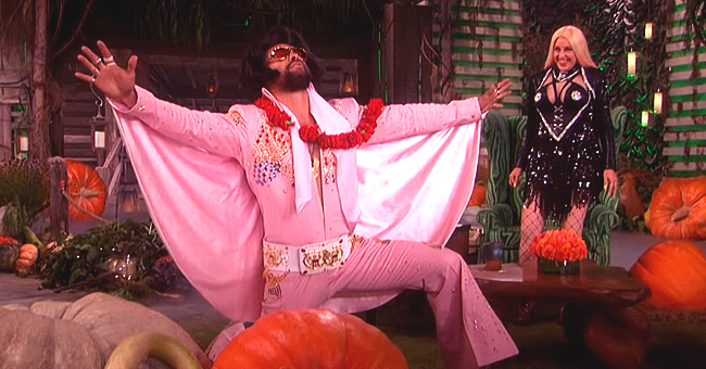 Jason Momoa Fans Are Still Ecstatic over the Elvis Presley Custome He Wore on 'Ellen'