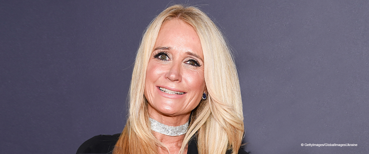 Kim Richards of 'Nanny and the Professor' Fame Welcomes Her Second Grandson Hunter Montgomery