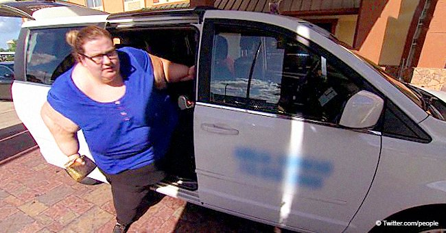 653-lb woman to undergo weight loss surgery after years of binge eating & playing video games