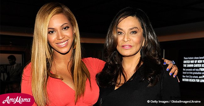 Beyonce's mom Tina, 64, poses up with Tiffany Haddish as she gushes about star after biting furor