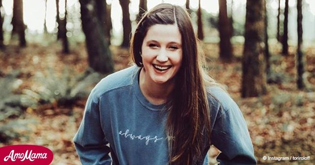 'LPBW' star Tori Roloff shows off her post-baby body in a one-shoulder swimsuit