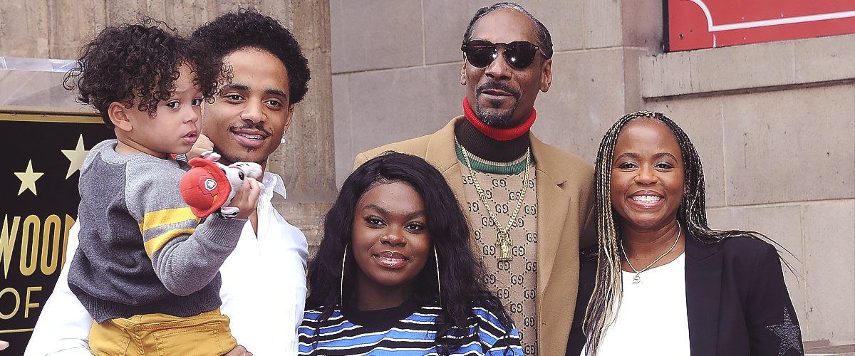 Meet Snoop Dogg's Wife Shante Broadus Whom He Married Twice and His Three Children