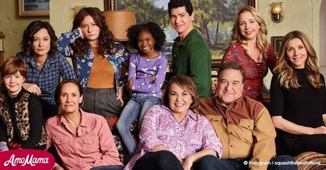 Roseanne helped John Goodman to stop drinking