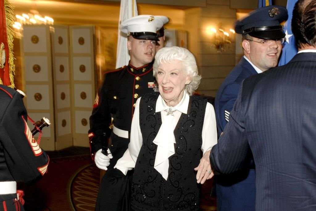 Joyce Randolph attends Soldiers', Sailors', Marines', Coast Guard and Airmen's Club (SSMAC) 14th Annual Military Ball at The Pierre Hotel on October 1, 2010 in New York City. | Photo: Getty Images