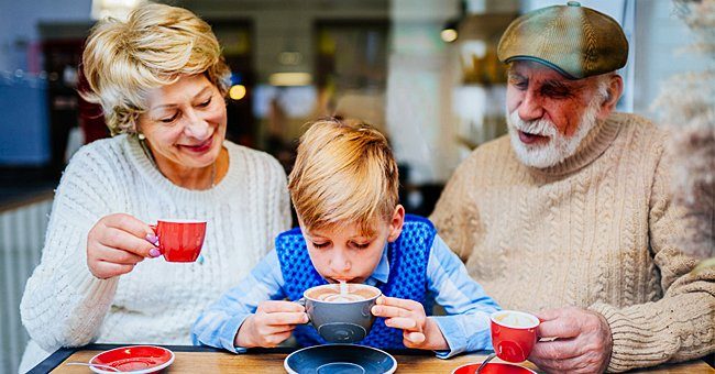 Daily Joke: Grandson Decided to Please His Grandparents with a Delicious Breakfast