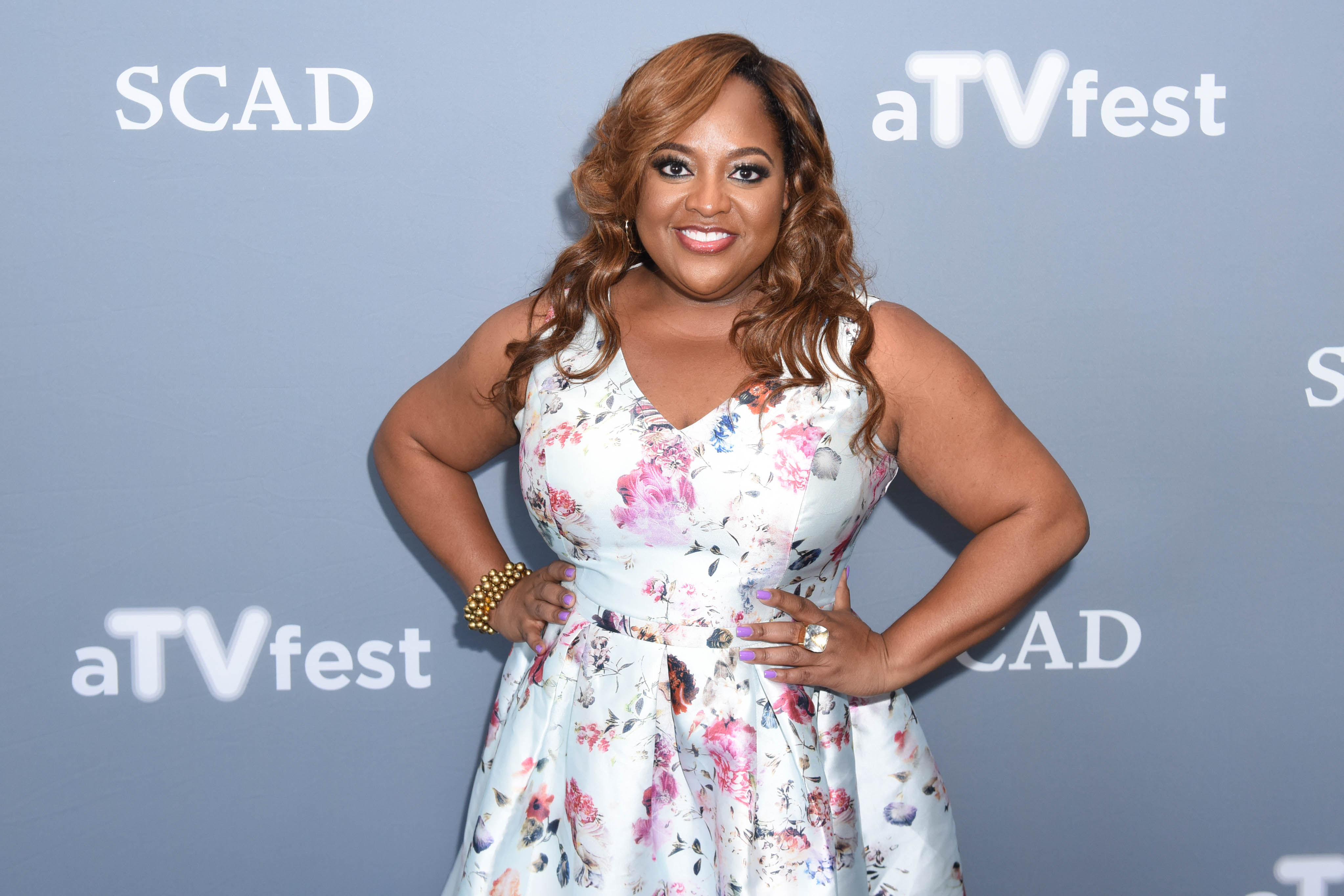 """Sherri Shepherd at a press junket for """"Trial & Error"""" during aTVfest 2017 on February 3, 2017 in Atlanta, Georgia.  Source: Getty Images"""