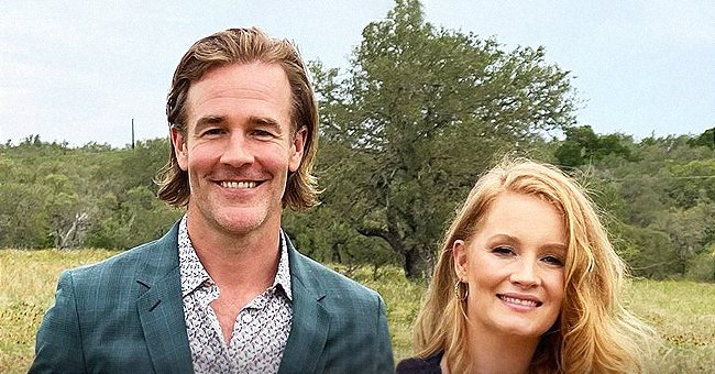 James Van Der Beek Is All Smiles in Rare Absolutely Cute Pic with Wife Kimberly & Their 5 Kids