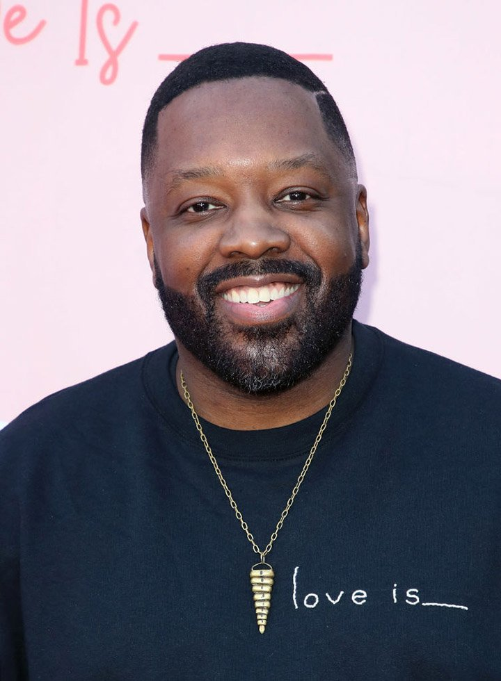 """Kadeem Hardison attends the premiere of OWN's """"Love Is_"""" at NeueHouse Hollywood on June 11, 2018 in Los Angeles, California. I Image: Getty Images."""