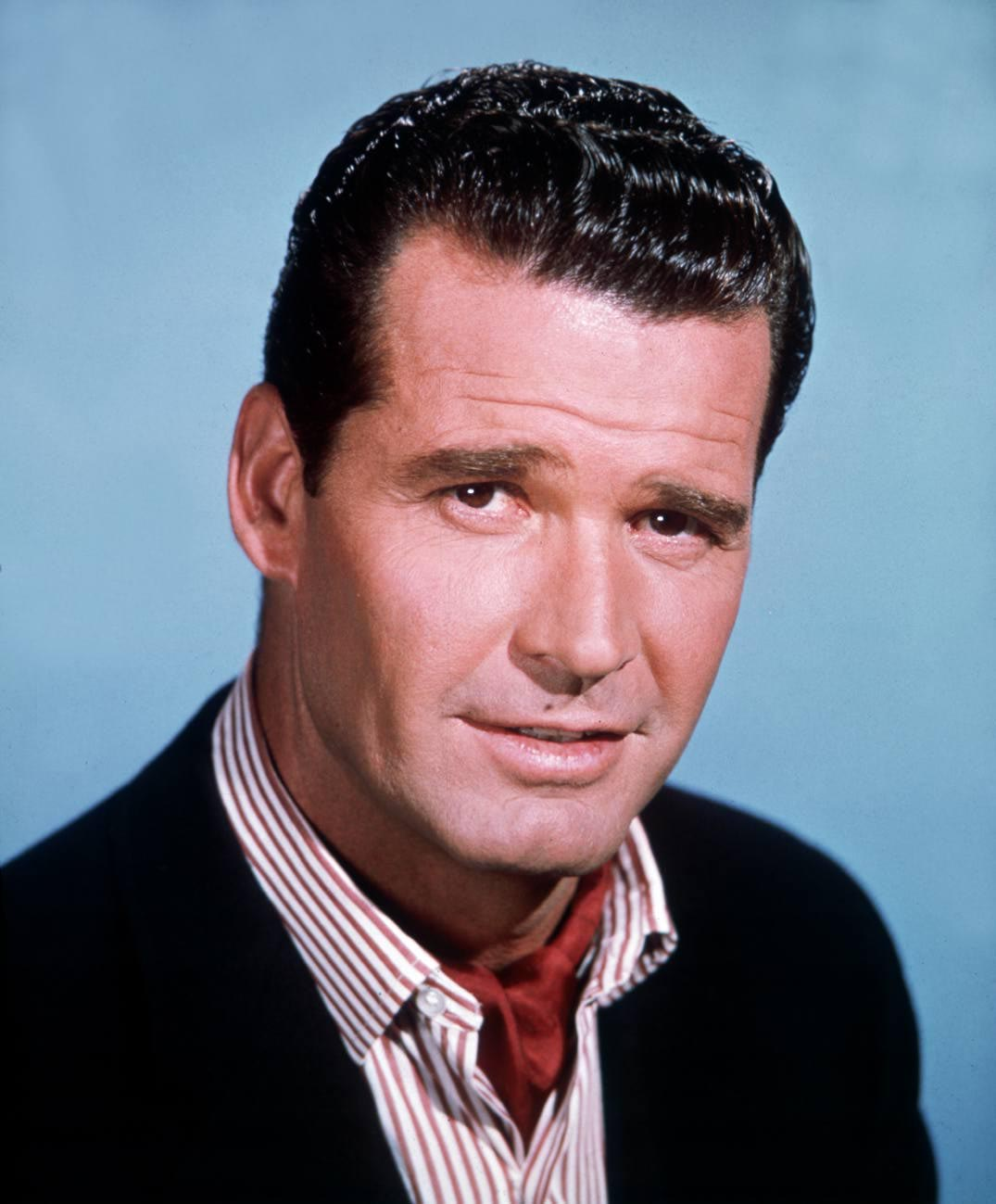A portrait picture of American actor James Garner, on January 4, 1967. | Source: Getty Images.