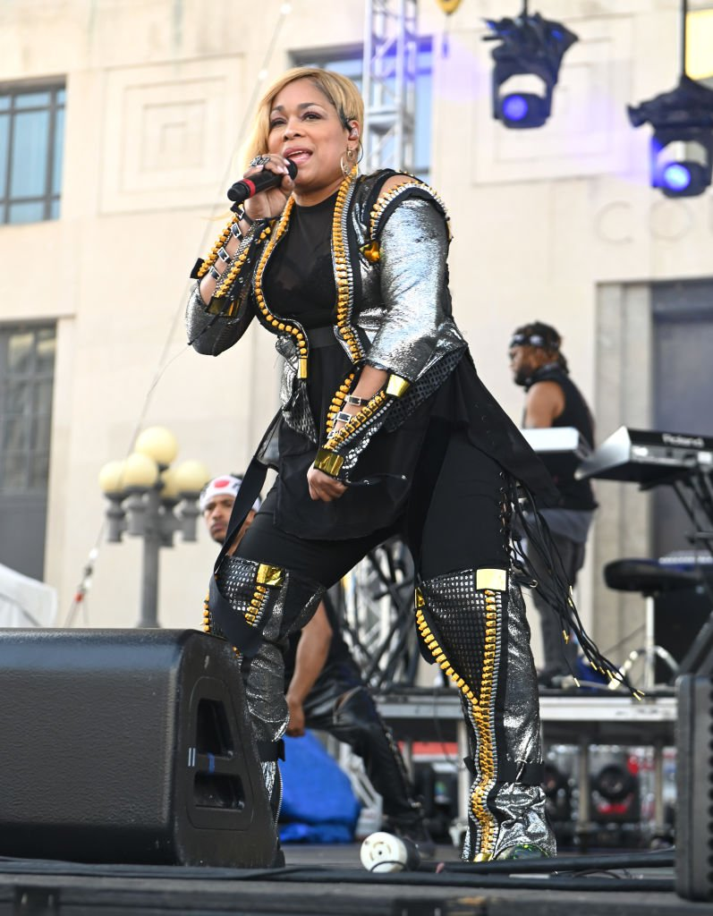 T-Boz performs on the Equality Stage during Nashville Pride 2019 presented by Nissan on June 23, 2019 in Nashville   Source: Getty Images