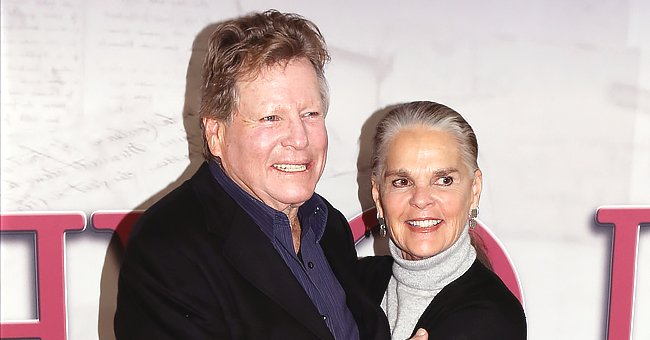 'Love Story' Stars Ali MacGraw and Ryan O'Neal Reunite for the Movie's 50th Anniversary
