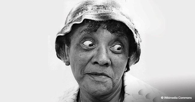 Comedian Moms Mabley Became Pregnant at 11 & 13, Gave Both Babies Away