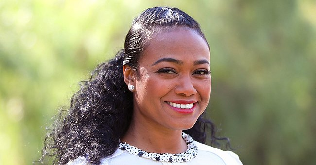 Tatyana Ali of 'Fresh Prince' Fame Shares Rare Video of Husband & 2 Sons Listening to Music Amid Coronavirus Crisis