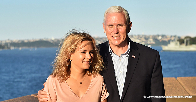 Mike Pence's Daughter Speaks out against Abortion as a Huge Injustice