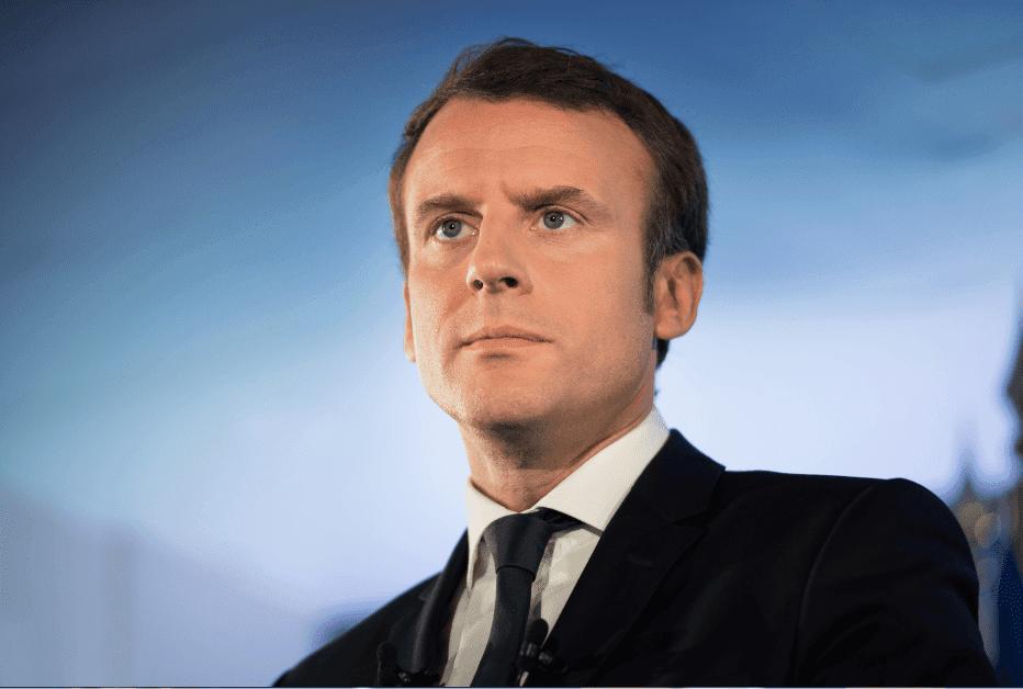 Le président de la France | Photo : Shutterstock