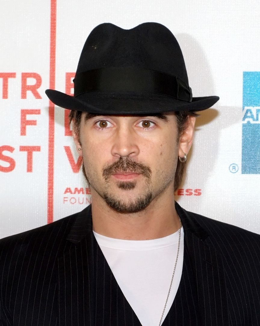 Colin Farrell at the 2010 Tribeca Film Festival in New York City | Photo: Wikimedia Commons
