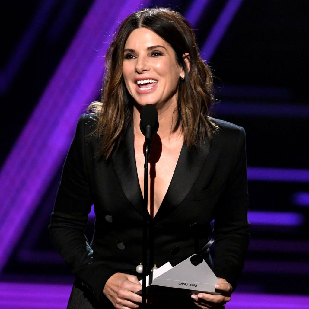 Sandra Bullock speaks onstage during The 2019 ESPYs at Microsoft Theater on July 10, 2019 in Los Angeles, California | Photo: Getty Images