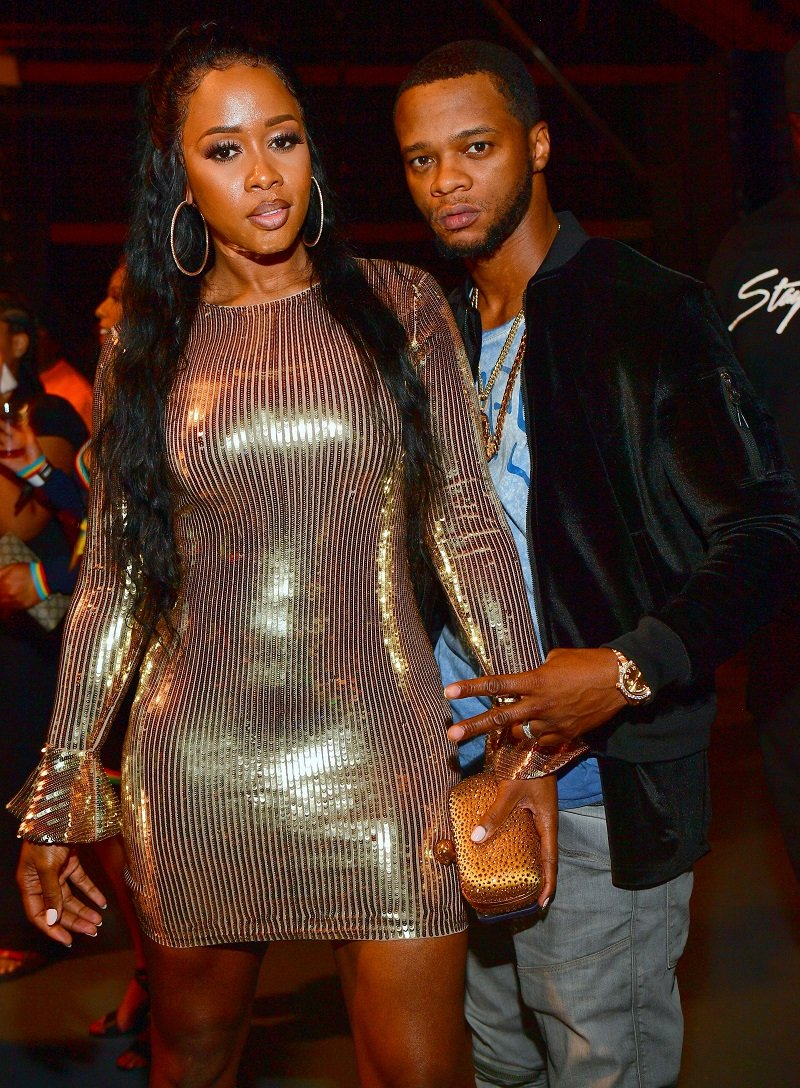 Remy Ma and Papoose on June 21, 2018 in Universal City, California | Photo: Getty Images