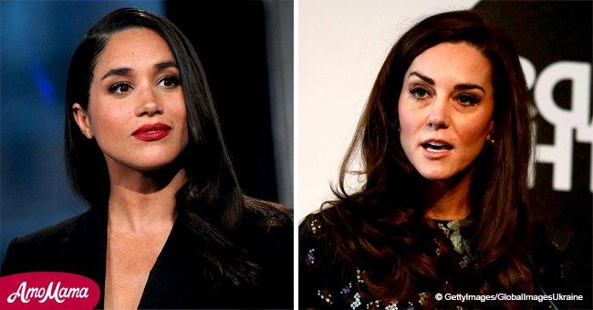 Meghan Markle besuchte die Geburtstagsfeier von Kate Middleton nicht, gibt es Auseinandersetzungen zwischen ihnen?