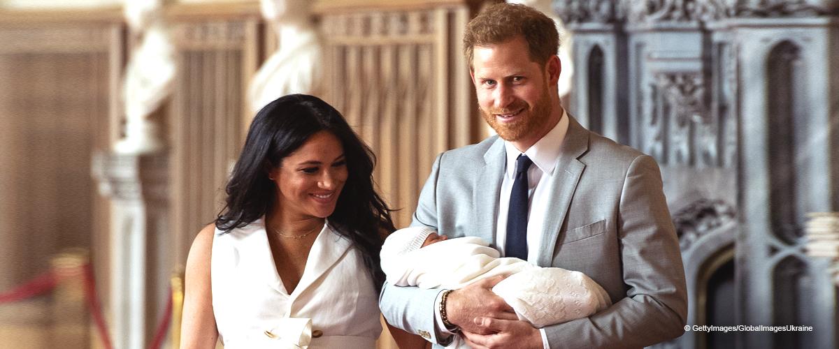 Les raisons du comportement protecteur de Meghan Markle lors de la présentation du bébé royal