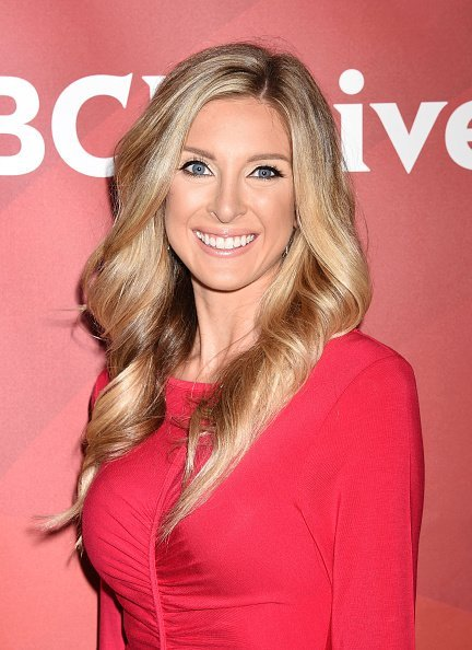 Lindsie Chrisley at the 2016 Summer TCA Tour in California.| Photo: Getty Images.