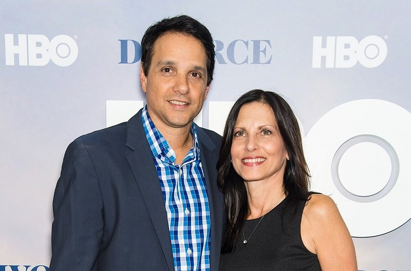 Ralph Macchio and Phyllis Fierro on October 4, 2016 in New York City   Photo: Getty Images