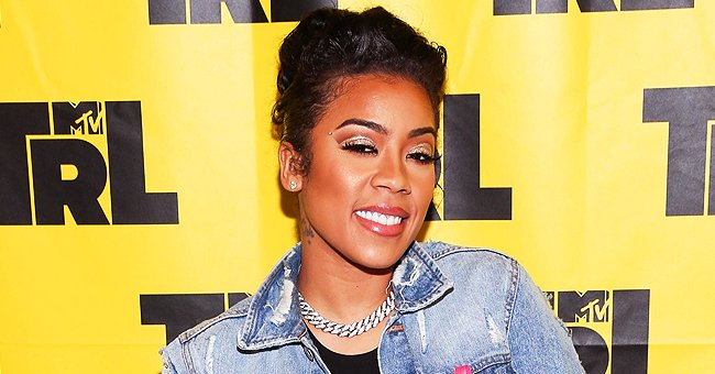 Here's How Keyshia Cole's Boyfriend Niko Khale & Their Son Tobias Spent Their Day at the Beach
