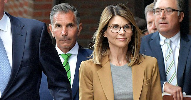 Lori Loughlin & Husband Mossimo Giannulli Are Fearful as They near Their Prison Sentence