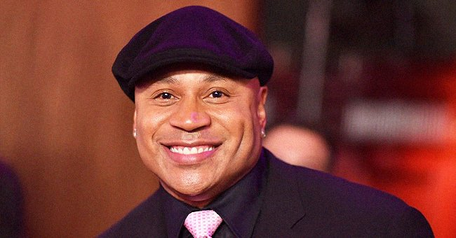 LL Cool J, His Wife Simone & Kids Including Infant Granddaughter All Pose in Camo Outfits in Pics