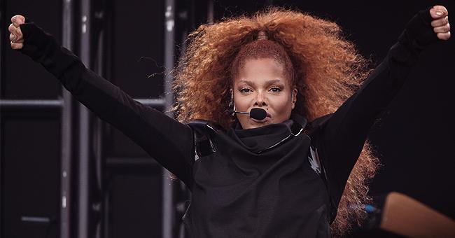 Janet Jackson Slammed for 'Miming' during Energetic Glastonbury Festival Set