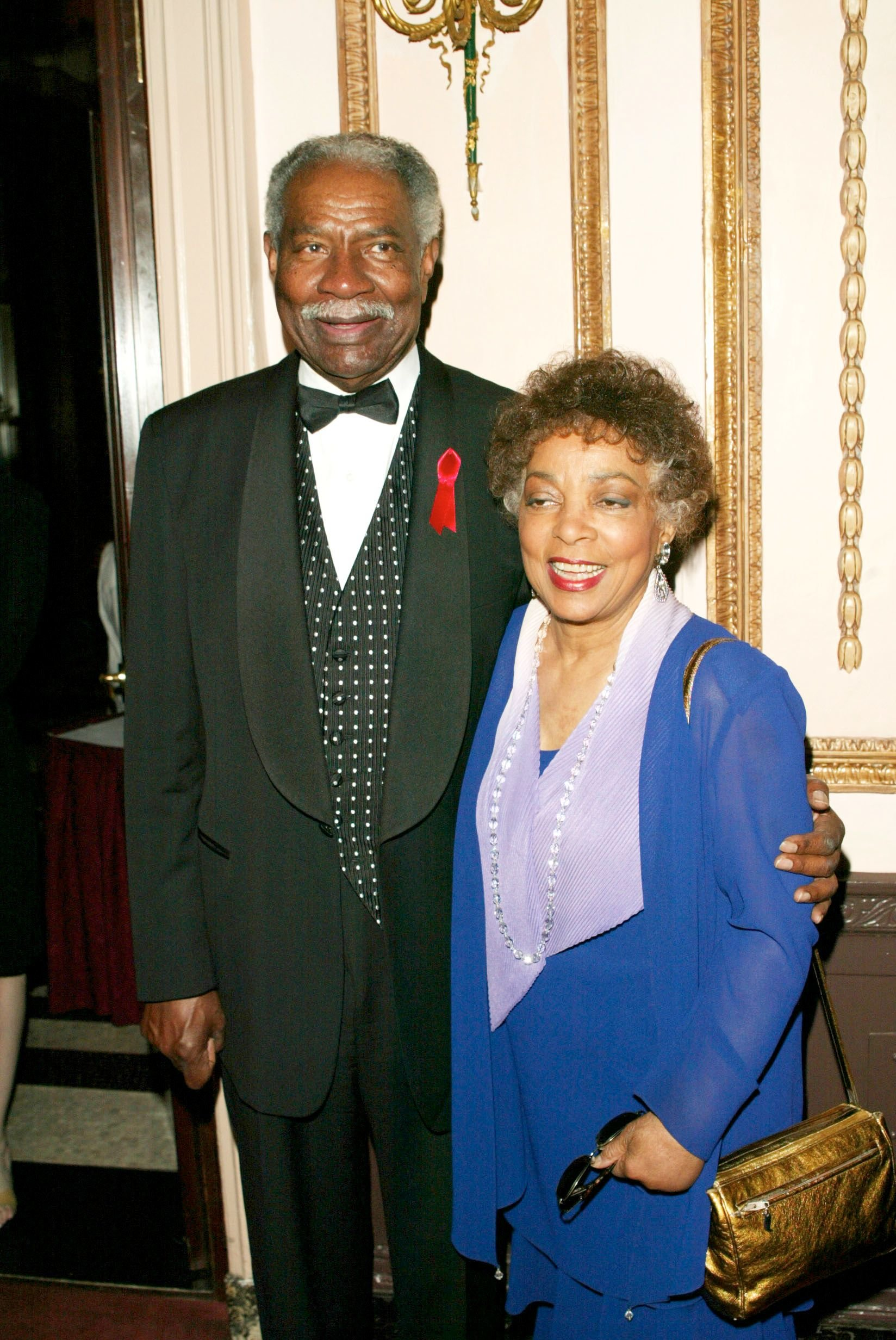 Ossie Davis and Ruby Dee at the 3rd Annual Directors Guild Of America Honors at the Waldorf-Astoria in New York City on June 9, 2002 | Photo: Getty Images