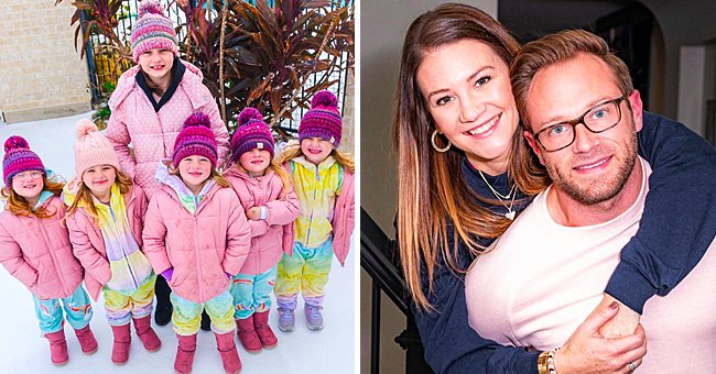 People: 'OutDaughtered' Stars Adam & Danielle Busby Detail Their Date Nights without Kids