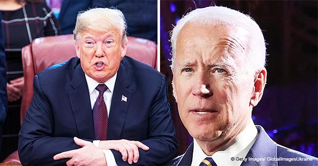 Donald Trump Welcomes 'Sleepy' Joe Biden to 2020 Race: 'It Will Be Nasty'