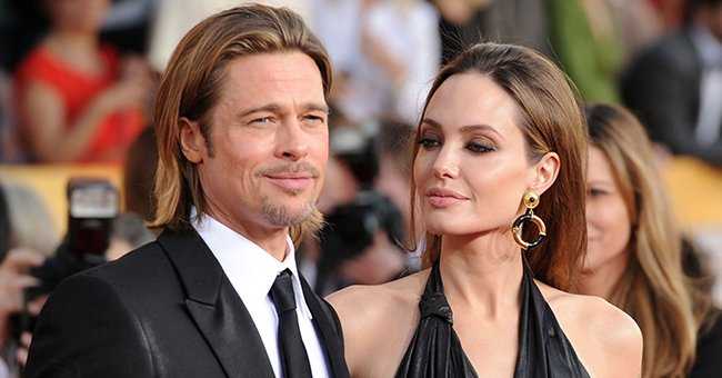 Angelina Jolie Sells off $11.5M Winston Churchill Painting Gifted to Her by Ex-husband Brad Pitt