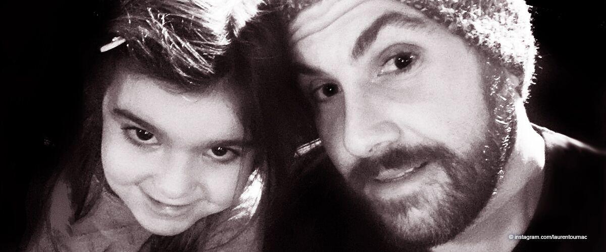 Laurent Ournac dévoile le visage de sa fille Capucine pour la première fois