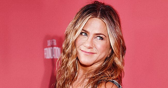 Jennifer Aniston, 50, Looks Ageless as She Poses with 'The Morning' Show Mug in a New Makeup-Free Selfie