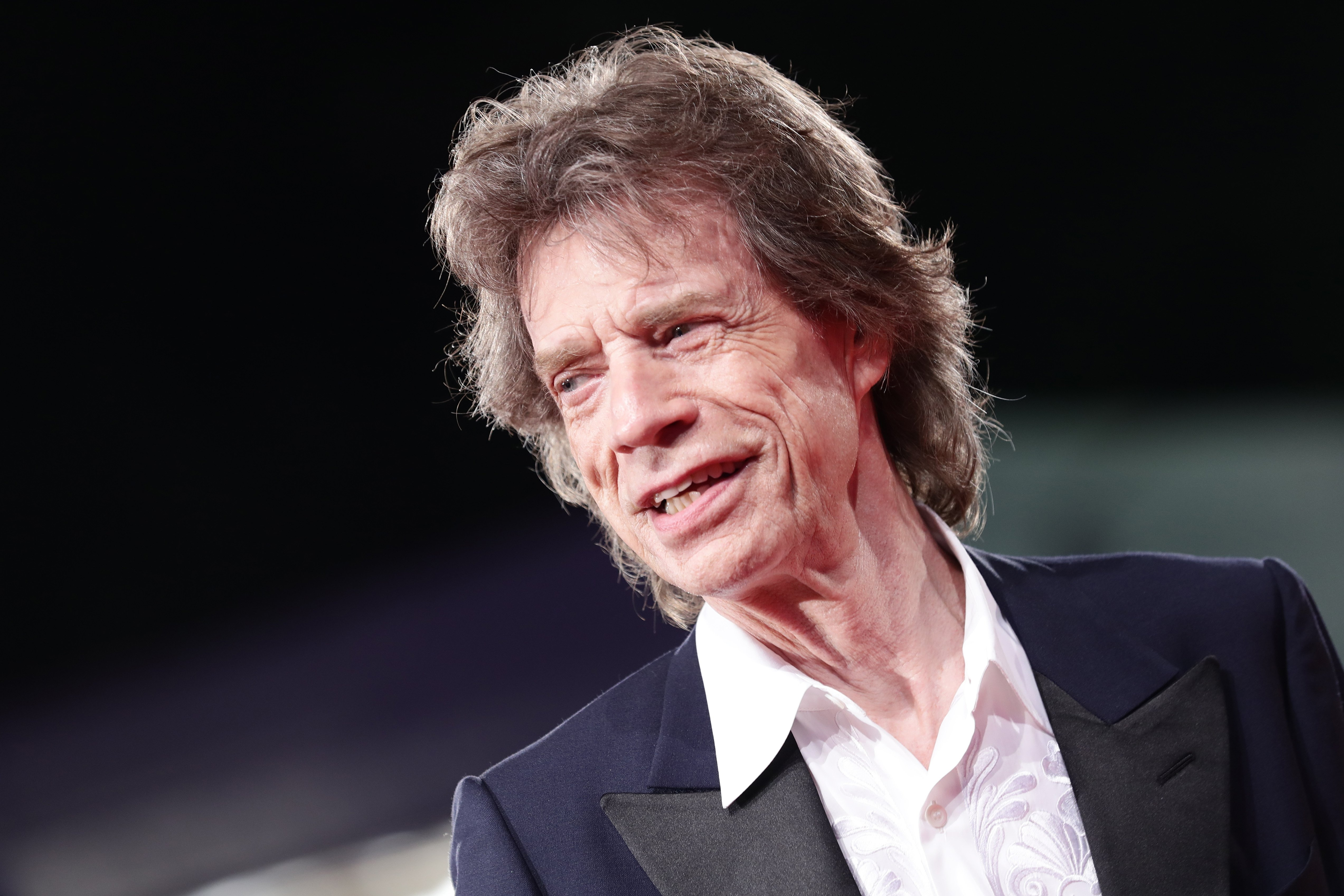 Mick Jagger at the 76th Venice Film Festival at Sala Grande on September 07, 2019 in Venice, Italy. | Photo: Getty Images