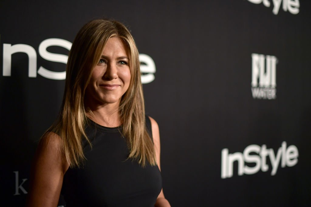 Jennifer Aniston at the 2018 InStyle Awards.   Source: Getty Images