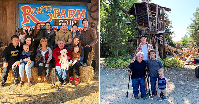 LPBW's Matt Roloff Shares Last Tree House Pic with Zach, Jeremy & Grandson Jackson before Teardown