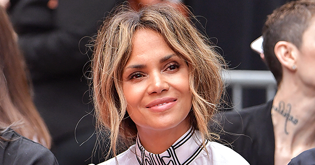 Halle Berry Honors Late Dad Jerome Jesse on Father's Day (photo)