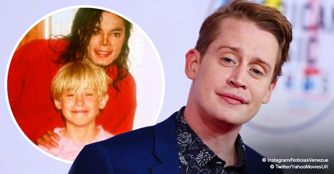 Macaulay Culkin describes his friendship with Michael Jackson as 'normal' in new podcast