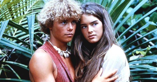 Brooke Shields and the Cast of 'Blue Lagoon' 39 Years after the Movie Was Released