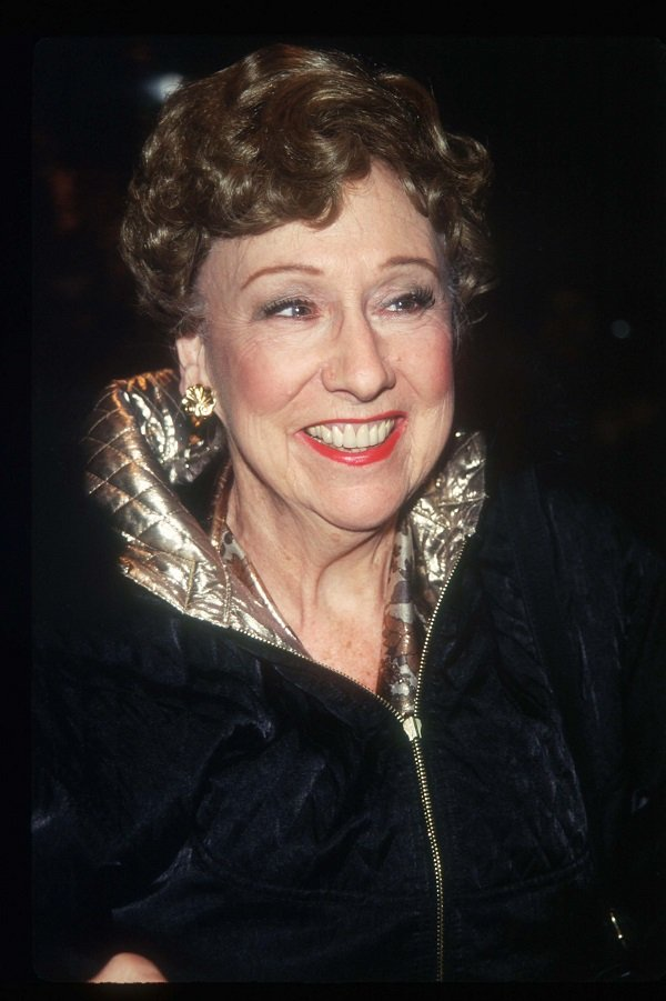 Jean Stapleton on December 15, 1996 in New York City | Photo: Getty Images