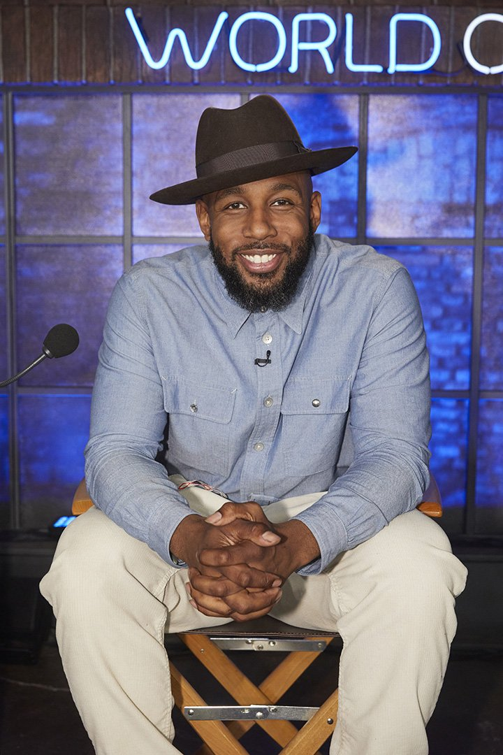 "Hip-hop dancer Stephen ""tWitch"" Boss pictured on Episode 408 of ""World of Dance"" in January 2020. I Image: Getty Images."